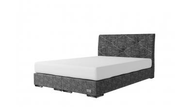 Čalúnená posteľ boxspring ATLAS 140x200, MATERASSO