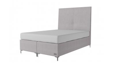Čalúnená posteľ boxspring PRESTIGE 140x200, MATERASSO