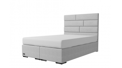 Čalúnená posteľ boxspring SPECTRA 140x200, MATERASSO