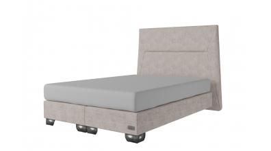 Čalúnená posteľ boxspring MIRACH 140x200, MATERASSO