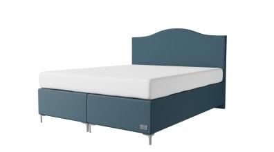 Čalúnená posteľ boxspring NAVY 160x200, MATERASSO