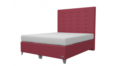 Čalúnená posteľ boxspring WILD 160x200, MATERASSO