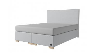 Čalúnená posteľ boxspring NOBILIA 160x200, MATERASSO