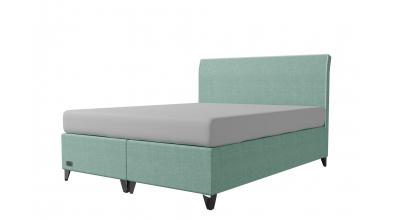 Čalúnená posteľ boxspring SIENA 160x200, MATERASSO