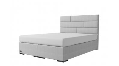 Čalúnená posteľ boxspring SPECTRA 160x200, MATERASSO