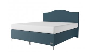 Čalúnená posteľ boxspring NAVY 180x200, MATERASSO