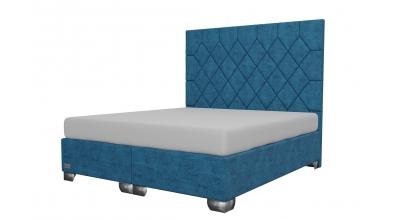 Čalúnená posteľ boxspring RHOMBUS 180x200, MATERASSO