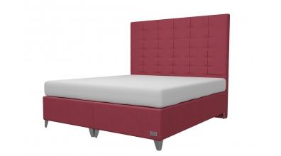 Čalúnená posteľ boxspring WILD 180x200, MATERASSO