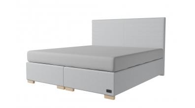 Čalúnená posteľ boxspring NOBILIA 180x200, MATERASSO