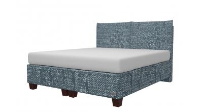 Čalúnená posteľ boxspring KINGSTONE 180x200, MATERASSO