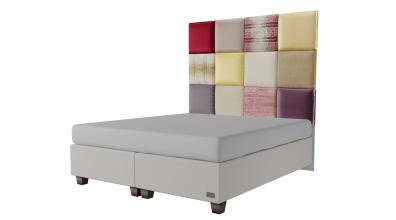 Čalouněná postel boxspring PARIS 180x200, MATERASSO