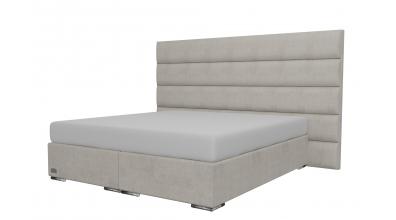 Čalúnená posteľ boxspring HORIZONTAL 180x200, MATERASSO
