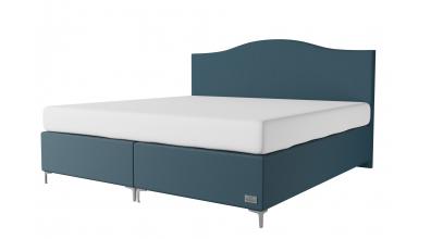 Čalúnená posteľ boxspring NAVY 200x200, MATERASSO