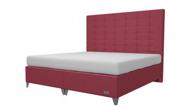 Čalúnená posteľ boxspring WILD 200x200, MATERASSO