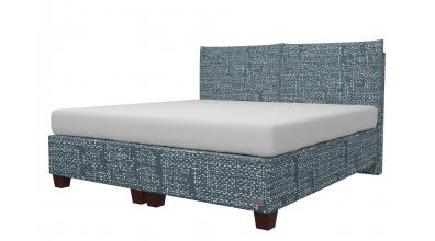 Čalúnená posteľ boxspring KINGSTONE 200x200, MATERASSO
