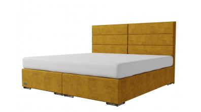 Čalúnená posteľ boxspring CORONA 200x200, MATERASSO
