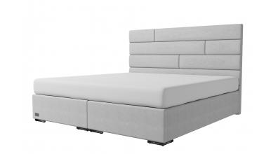 Čalúnená posteľ boxspring SPECTRA 200x200, MATERASSO