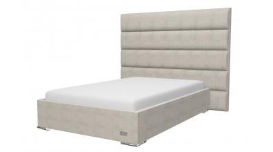 Čalúnená posteľ Horizontal, 120x200, MATERASSO