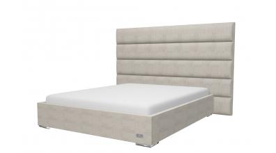 Čalúnená posteľ Horizontal, 160x200, MATERASSO
