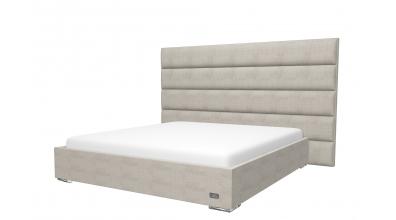 Čalúnená posteľ Horizontal, 180x200, MATERASSO