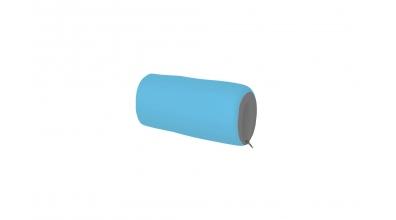 Textilný chránič krátky tyrkysovo/šedý