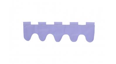 Textília Vlnky - fialová