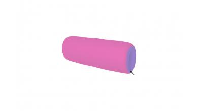 Textilný chránič ružovo/fialový