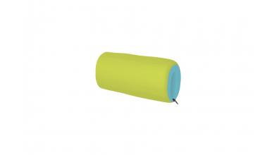 Textilný chránič krátky tyrkysovo/zelený