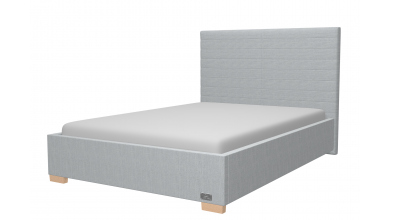 Čalúnená posteľ Nobilia, 140x200, MATERASSO