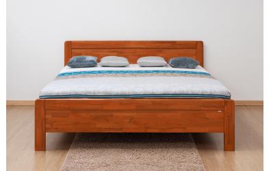 Jednolôžko KARLO Family, 120x200, dub cink