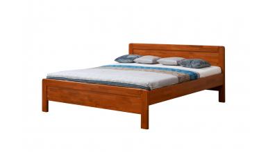 Manželská posteľ KARLO Family, 160x200, dub cink