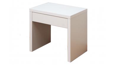 Nočný stolík Klasik, buk priebežný