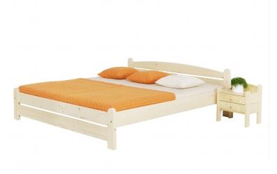 Manželská posteľ TORO 160 cm smrek