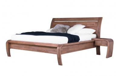 Manželská posteľ GRÁCIA 180 buk cink