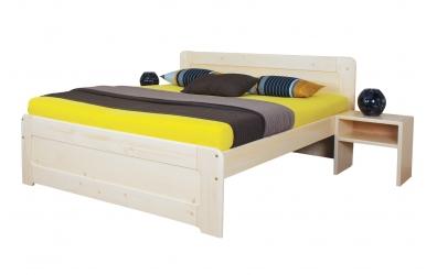 Manželská posteľ REMARK 1 180 cm smrek