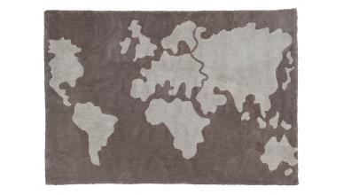 Koberec LORENA CANALS, mapa hnědá