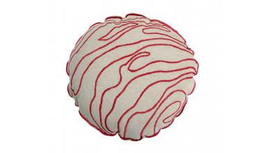 Polštář LORENA CANALS Mars, červený